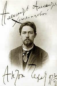 チェーホフ(1893年モスクワで撮影)